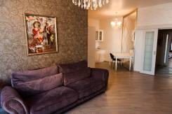 2-комнатная, улица Набережная 5в. Центр, частное лицо, 65 кв.м. Комната