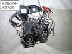 Двигатель (ДВС) Ford Fiesta 2013-; 2014г. 1.6л
