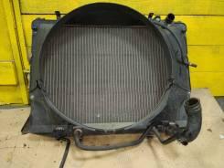 Радиатор охлаждения двигателя. Nissan Terrano, WHYD21