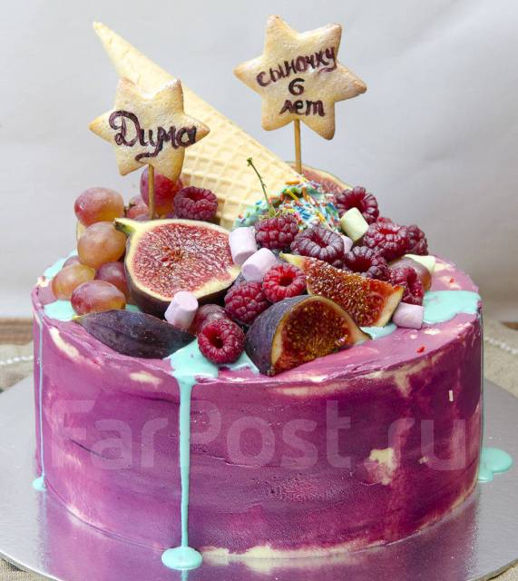 Десерты, выпечка, торты. Под заказ