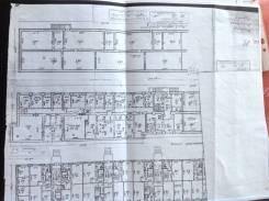 Продажа подвала 500 кв м. Улица Крыгина 82, р-н Эгершельд, 500кв.м. План помещения