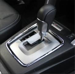 Накладка на ручки дверей. Subaru Forester, SJ, SJG, SJ9