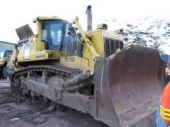 Komatsu D375A-5. Бульдозер 2005