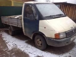 ГАЗ 33021. ГАЗ-33021, 2 445 куб. см., 1 500 кг.