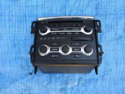 Магнитола. Nissan Teana, J32, J32R Двигатель VQ25DE