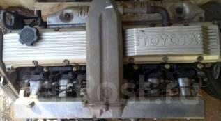 Двигатель в сборе. Toyota Land Cruiser, HZJ105, HZJ105L Двигатель 1HZ