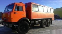 Камаз 43114. вахта, 10 850 куб. см., 6 000 кг.