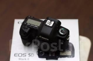 Canon EOS 5D Mark II Body. 20 и более Мп, зум: без зума