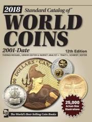 Каталог монет Standard Catalog of World Coins (2001-Date) 12ed. (2018)