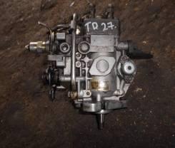 Насос топливный высокого давления. Nissan: Caravan, Terrano, Atlas, Datsun, Mistral, Homy, Datsun Truck, Terrano II Двигатели: TD27, TD27ETI, TD27T, T...