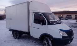 ГАЗ Газель. Продам газель термобудка 2012 г, 2 500 куб. см., 1 500 кг.