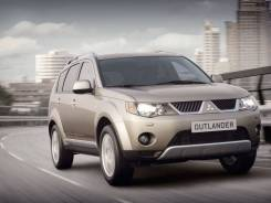 Корректировка пробега Mitsubishi Outlander XL дорестайл