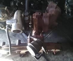 Турбина. Mitsubishi Pajero Двигатель 4M40
