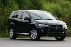 Корректировка пробега Mitsubishi Outlander XL рестайл