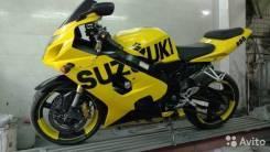 Suzuki GSX-R 600. 600 куб. см., исправен, без птс, с пробегом