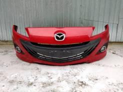 Бампер Mazda Mazda3 MPS, передний