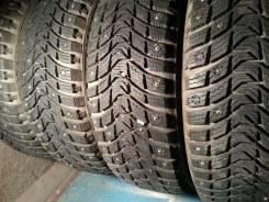 Michelin X-Ice North 3. Зимние, шипованные, износ: 5%, 4 шт