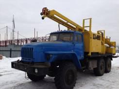 Урал 43204. Продается буровая установка, 14 000 куб. см. Под заказ
