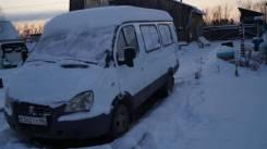 ГАЗ Газель Пассажирская. Продам газель пассажирска, 2 300 куб. см., 8 мест