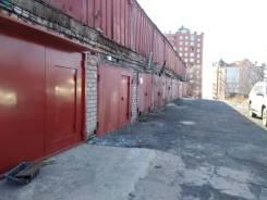 Камарова 58. улица Уткинская 21а, р-н Центр, 22 кв.м., электричество, подвал. Вид снаружи