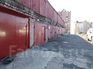 Гаражи капитальные. улица Уткинская 21а, р-н Центр, 22 кв.м., электричество, подвал. Вид снаружи