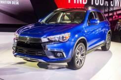 Корректировка пробега Mitsubishi Asx рестайл