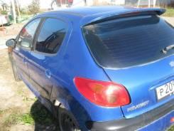 Peugeot 206. VF32AKFWF43441928, VF32AKFWF43441928 1 4 L 75 C