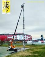 Hansin HS 300A. Автовышка 30 метров, 3 904 куб. см., 30 м.