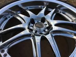 RAYS VOLK RACING GT-V. 8.5/9.5x19, 5x114.30, ET36/40, ЦО 73,1мм.