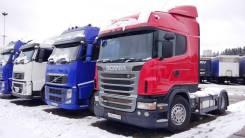 Scania R420. тягач седельный, 14 000 куб. см., 30 000 кг.