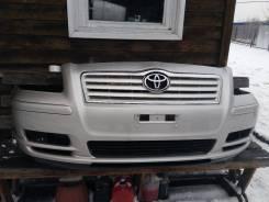 Бампер. Toyota Avensis, AZT251, AZT255, AZT250 Двигатели: 2AZFSE, 1AZFSE