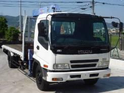 Isuzu Forward. Эвакуатор , 5 200 куб. см., 3 000 кг. Под заказ