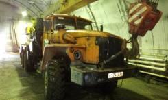 Галичанин КС-55713. Автокран УРАЛ КС 55713-3, 2004 г. в., VIN X8955713340AL1316, цвет оранж, 1 000 куб. см., 1 000 кг., 1 м.
