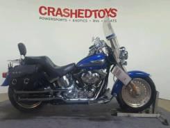 Harley-Davidson Fat Boy FLSTFI. 1 600 куб. см., исправен, птс, без пробега. Под заказ