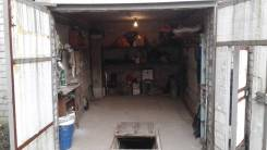 Гаражи капитальные. улица Калинина 28б, р-н Чуркин, 22 кв.м., электричество, подвал. Вид снаружи