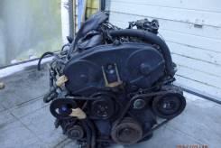 Двигатель в сборе. Mitsubishi Chariot, N48W Двигатель 4D68