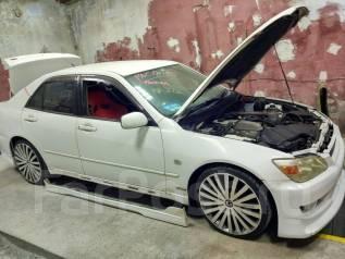 Рамка радиатора. Toyota Altezza, SXE10 Двигатель 3SGE