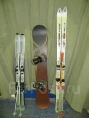 Сноуборды.