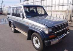 Toyota Land Cruiser Prado. 78, 2LT