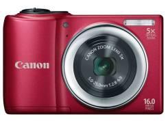 Canon PowerShot A810. 15 - 19.9 Мп, зум: 5х