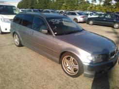BMW 3-Series. E46, M54B25