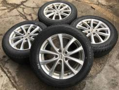 215/60R17 Bridgestone Revo2 на литье. В пути из Японии (Х102). 7.0x17 5x114.30 ET48. Под заказ