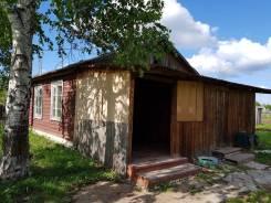 Продам дом в Марусино!. Марусино, р-н 80 км от Хабаровска, площадь дома 35 кв.м., от агентства недвижимости (посредник)