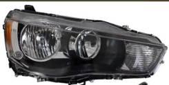 Фара. Mitsubishi Outlander, CW4W, CW5W, CW6W Двигатели: 4B11, 4B12, 4HN4HK, 4N14, 6B31