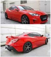 Обвес кузова аэродинамический. Hyundai Genesis Hyundai Coupe. Под заказ