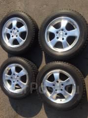 Продам зимние колеса на литых дисках 195/65R15. 6.5x15 5x114.30 ET42