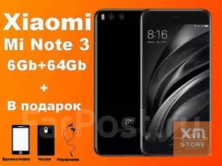 Xiaomi Mi Note 3. Новый, 64 Гб