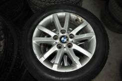 "Продам комплект летних колес на BMW 215/55 R16. x16"" 5x120.00"