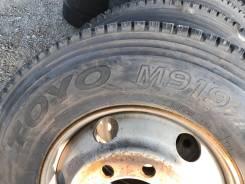 Toyo M919. Зимние, без шипов, 2015 год, износ: 10%, 4 шт