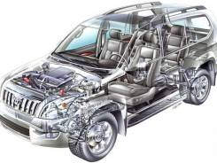 Специализированный ремонт и обслуживание автомобилей Toyota